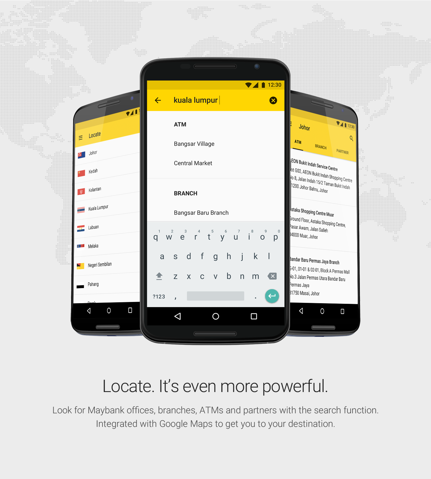 maybank material google Bank app malaysia