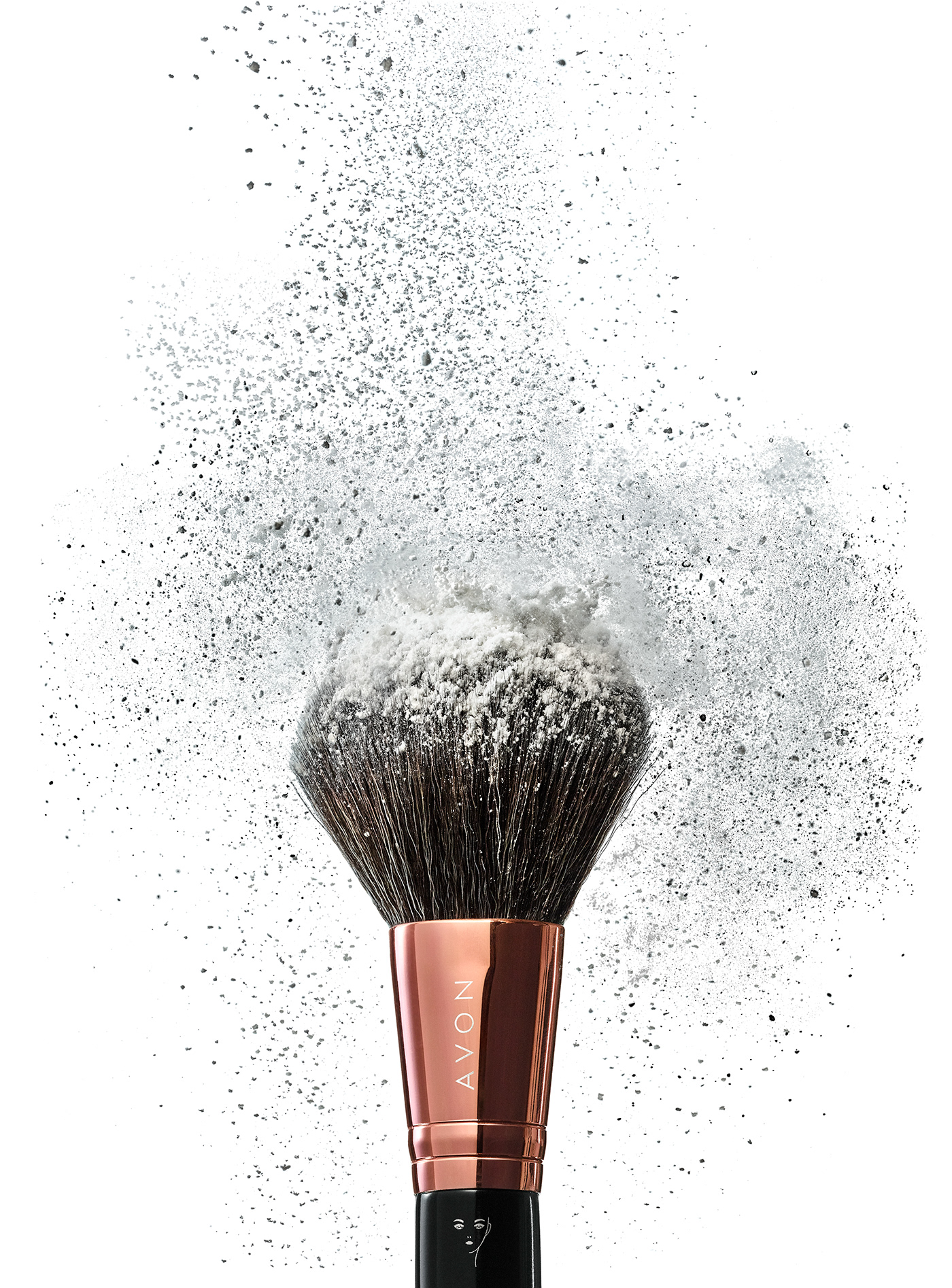 Image may contain: brush