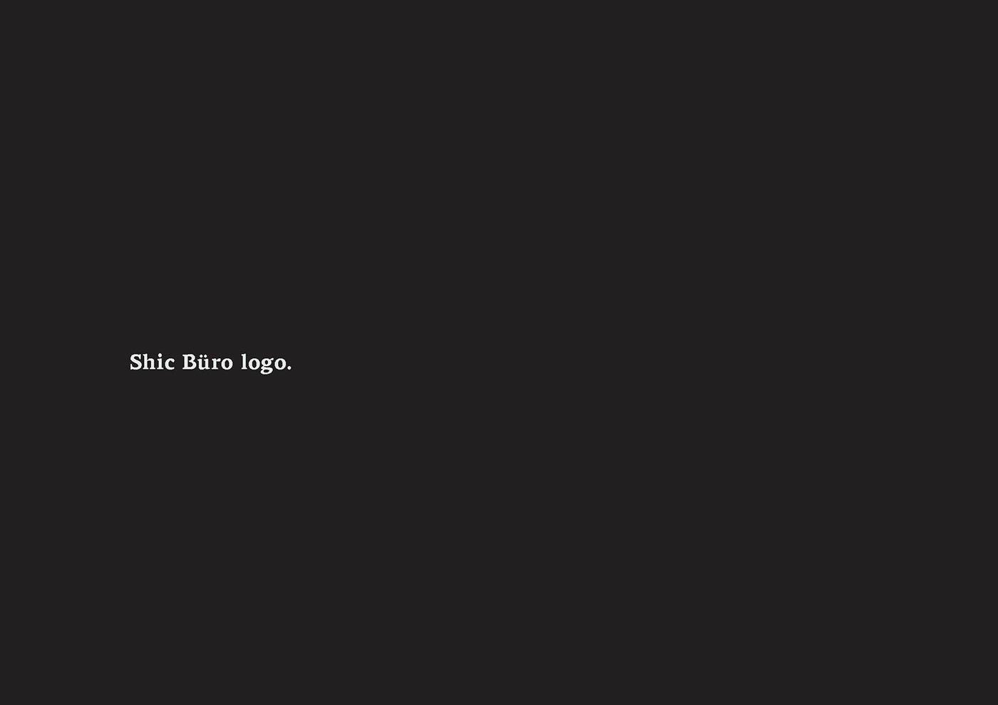 Shic Buro Logo And Branding On Behance