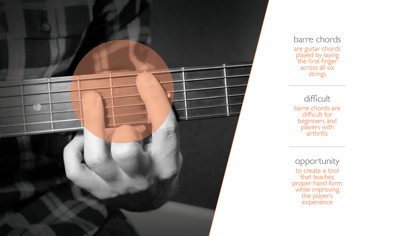 Transpose Barre Chord Aid On Behance