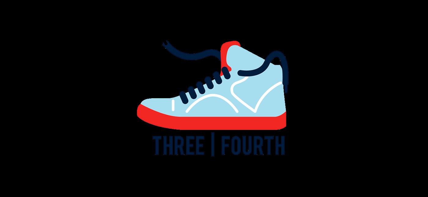 高質量的24個鞋盒包裝設計欣賞