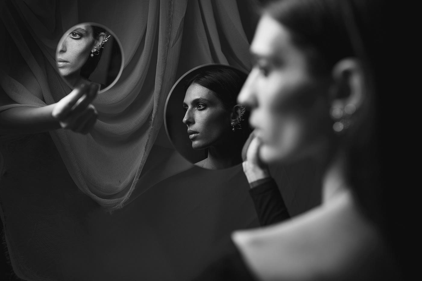 ani dishnica blackandwhite Edvina Meta fashion editorial fashionphotography