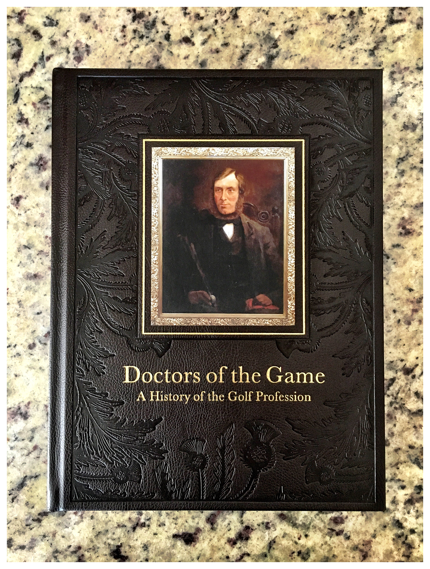 Doctors Of The Game A History Golf Profession On Behance