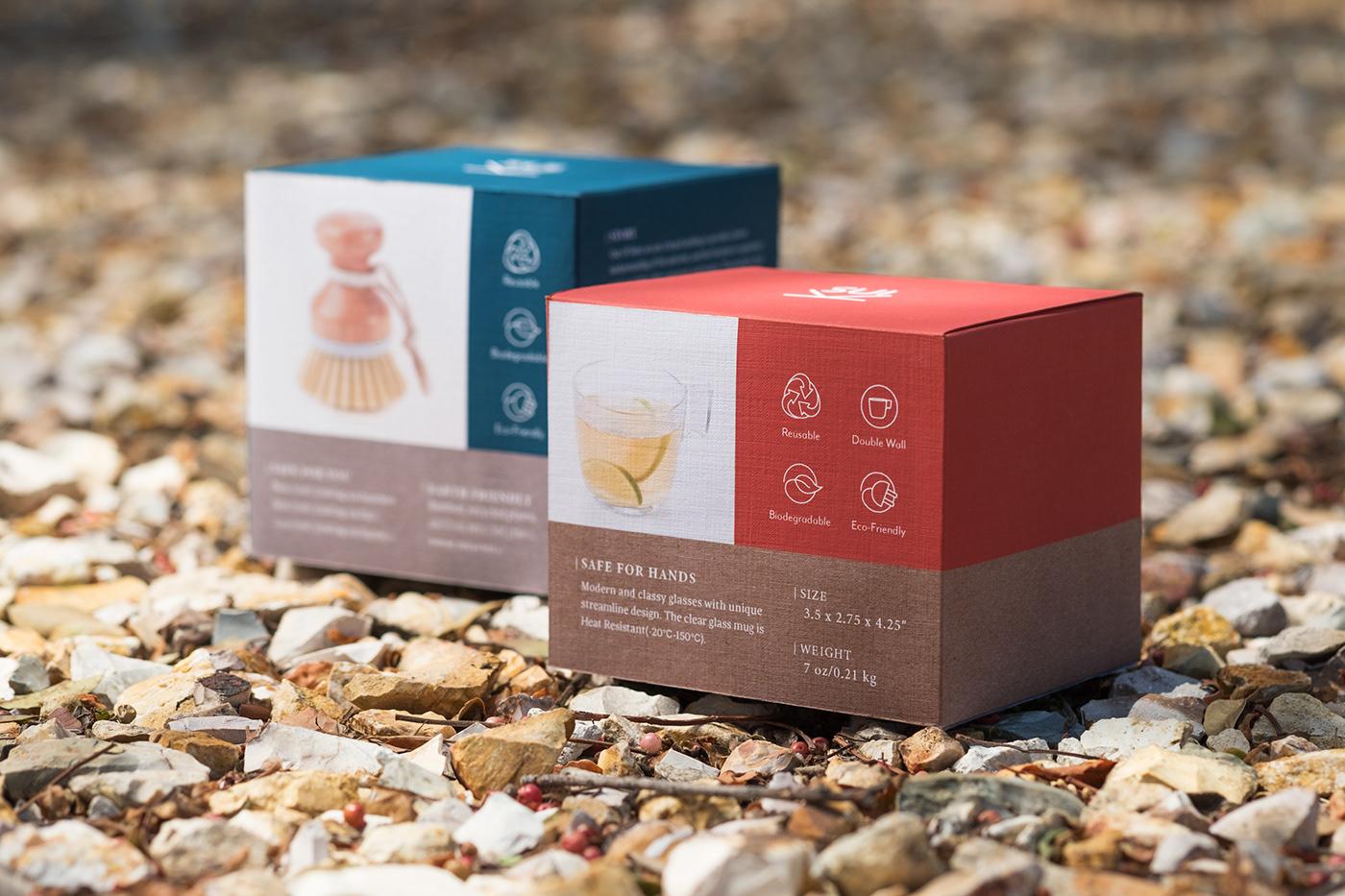 graphicdesign Packaging identity branding  KITCHENWARE KitchenSupply cook design adobeawards