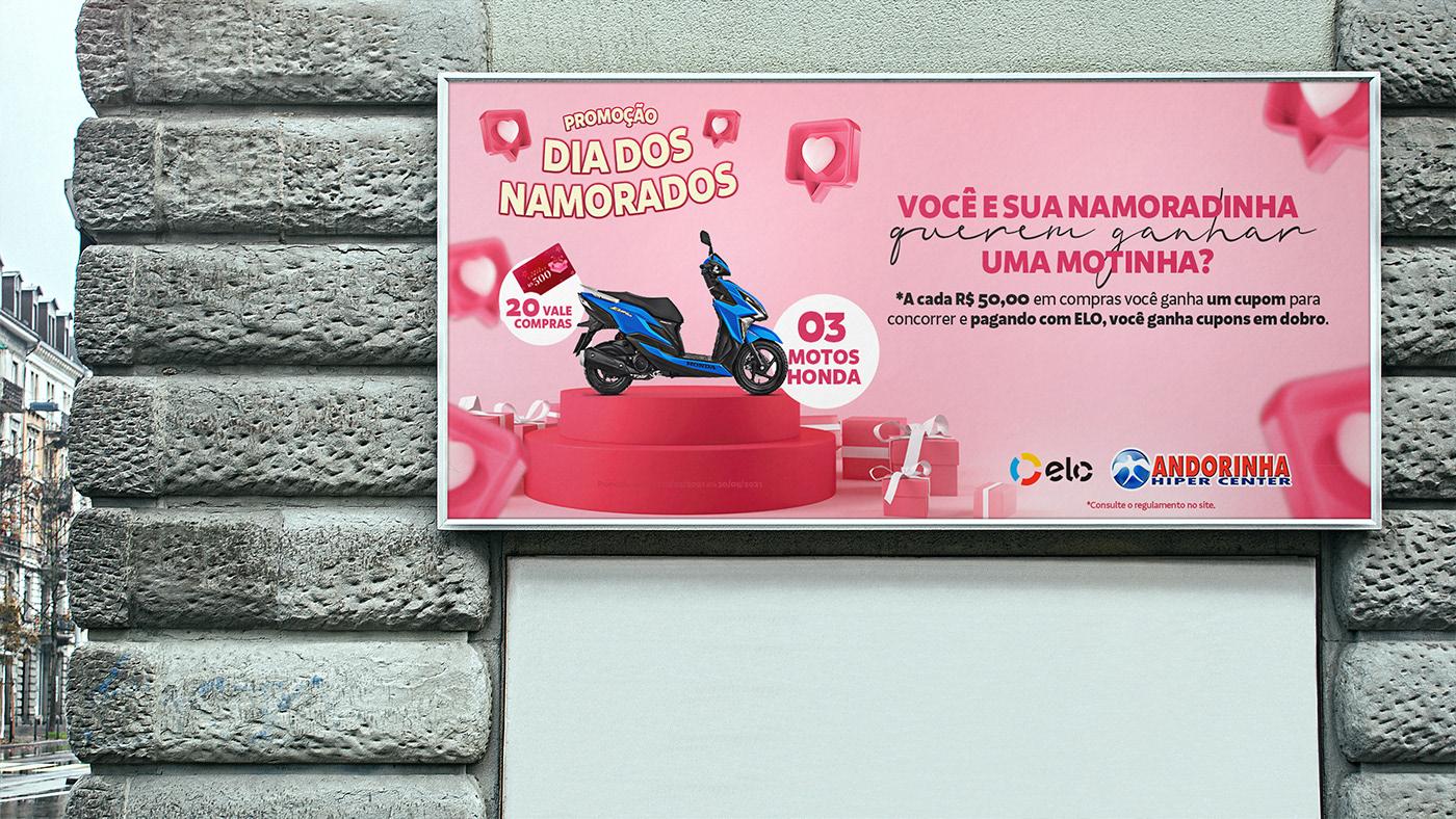 amor Dia dos namorados Funk Love Premiação sorteio valentines day
