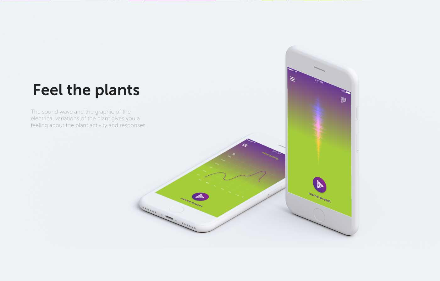 plants music tech Nature