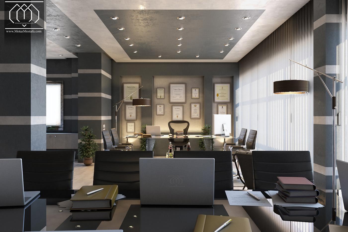 architecture interior design  design inteiror 3dsmax vray graphics visualization Motaz mostafa