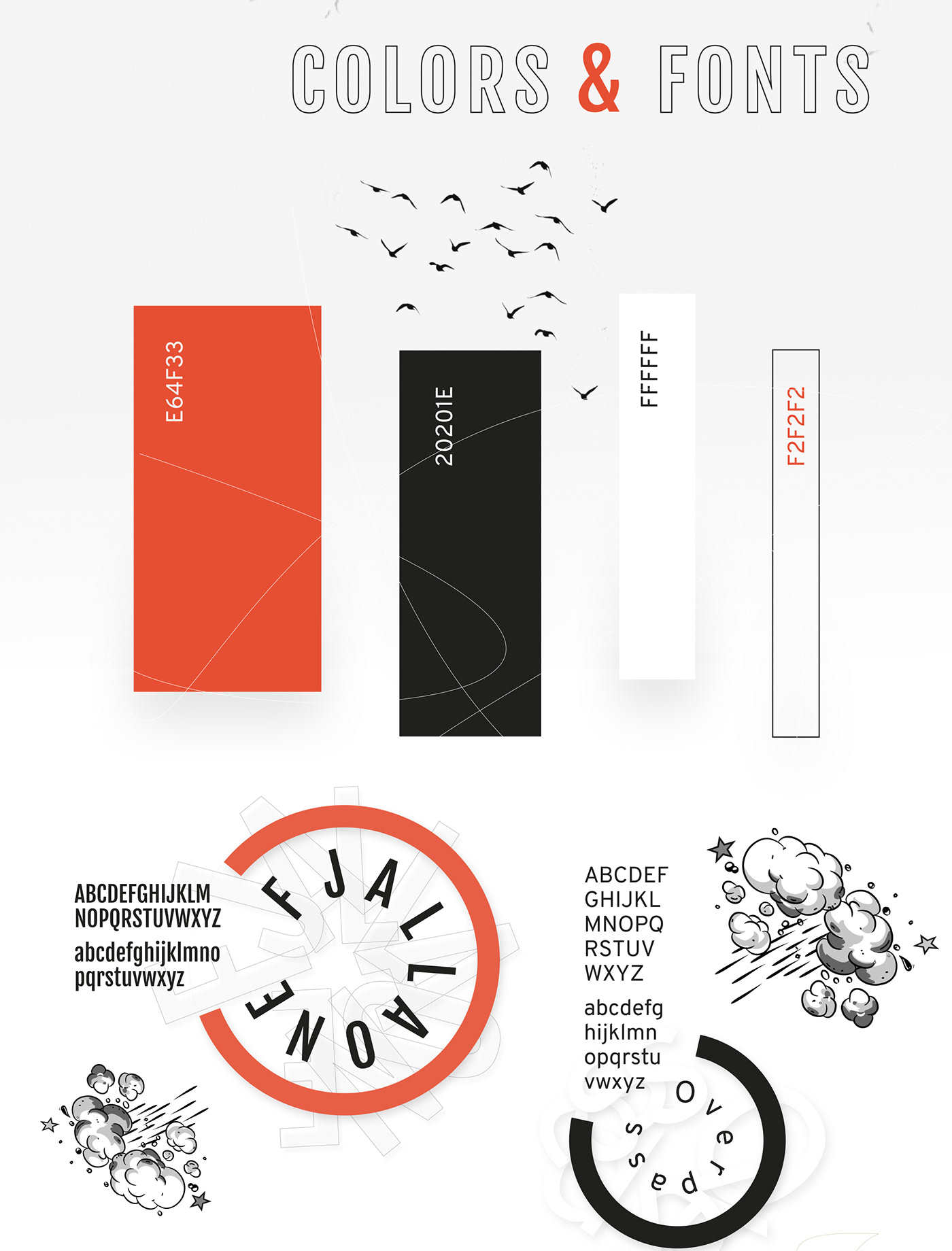 ad design presentation