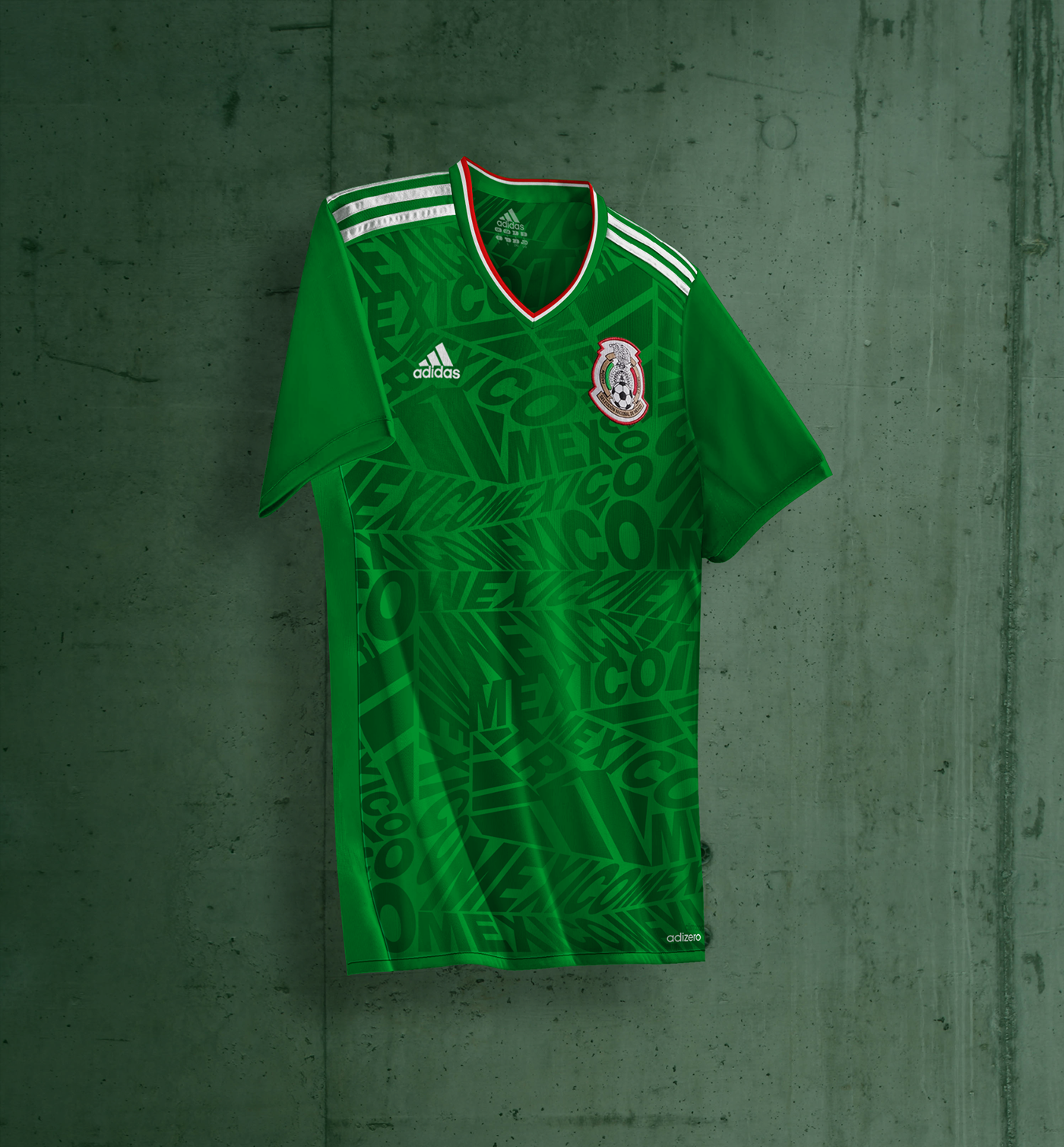 97a1d0c3d Jerseys   Patterns - Adidas 17-18 on Behance