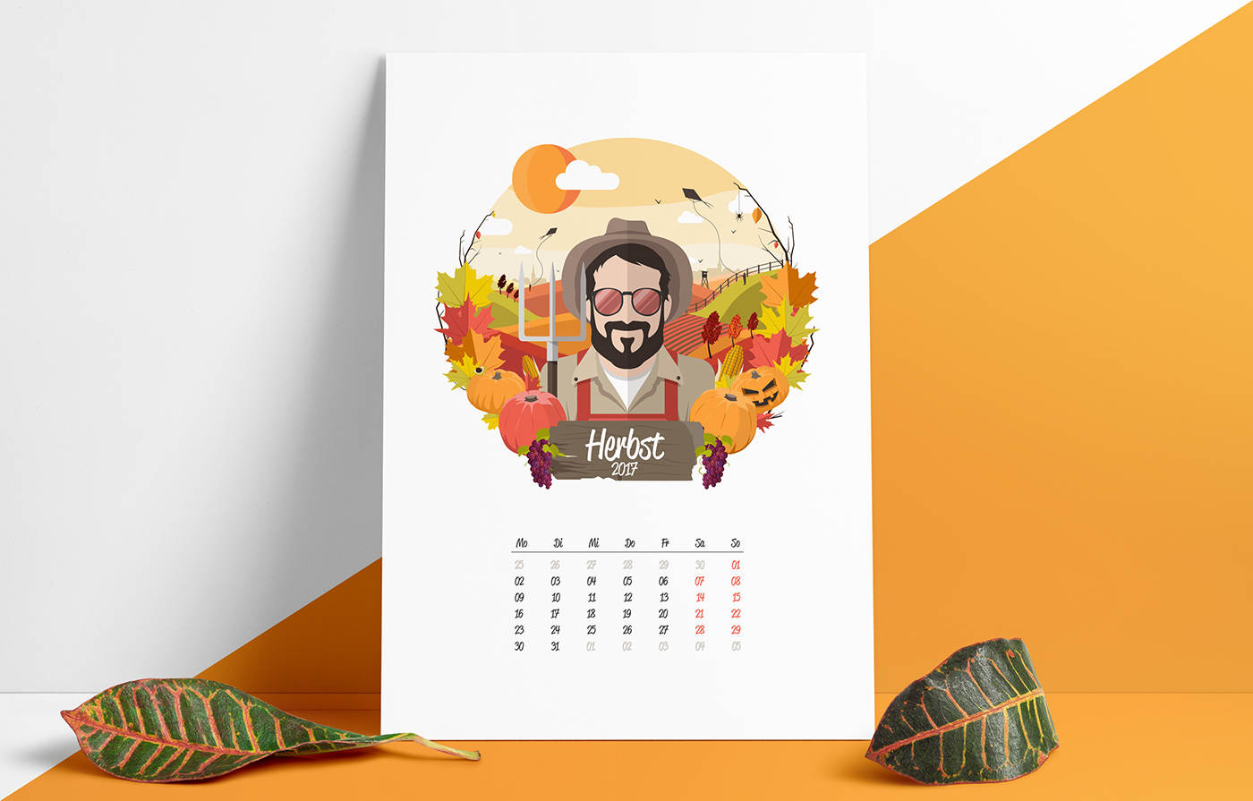 vector Vector Illustration flat design sports Food  people graphic editorial Health autumn