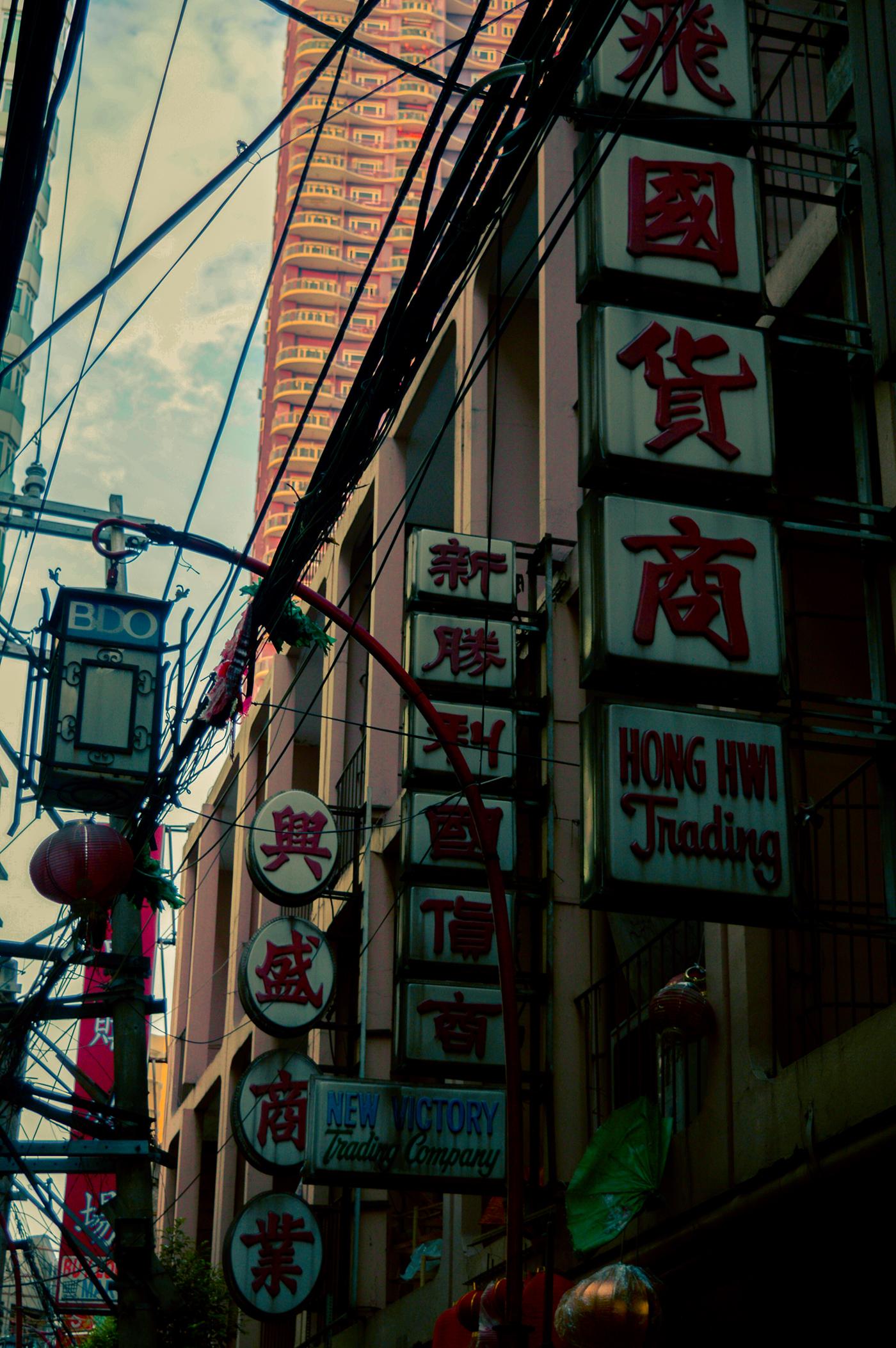 chinatown binondo Manila