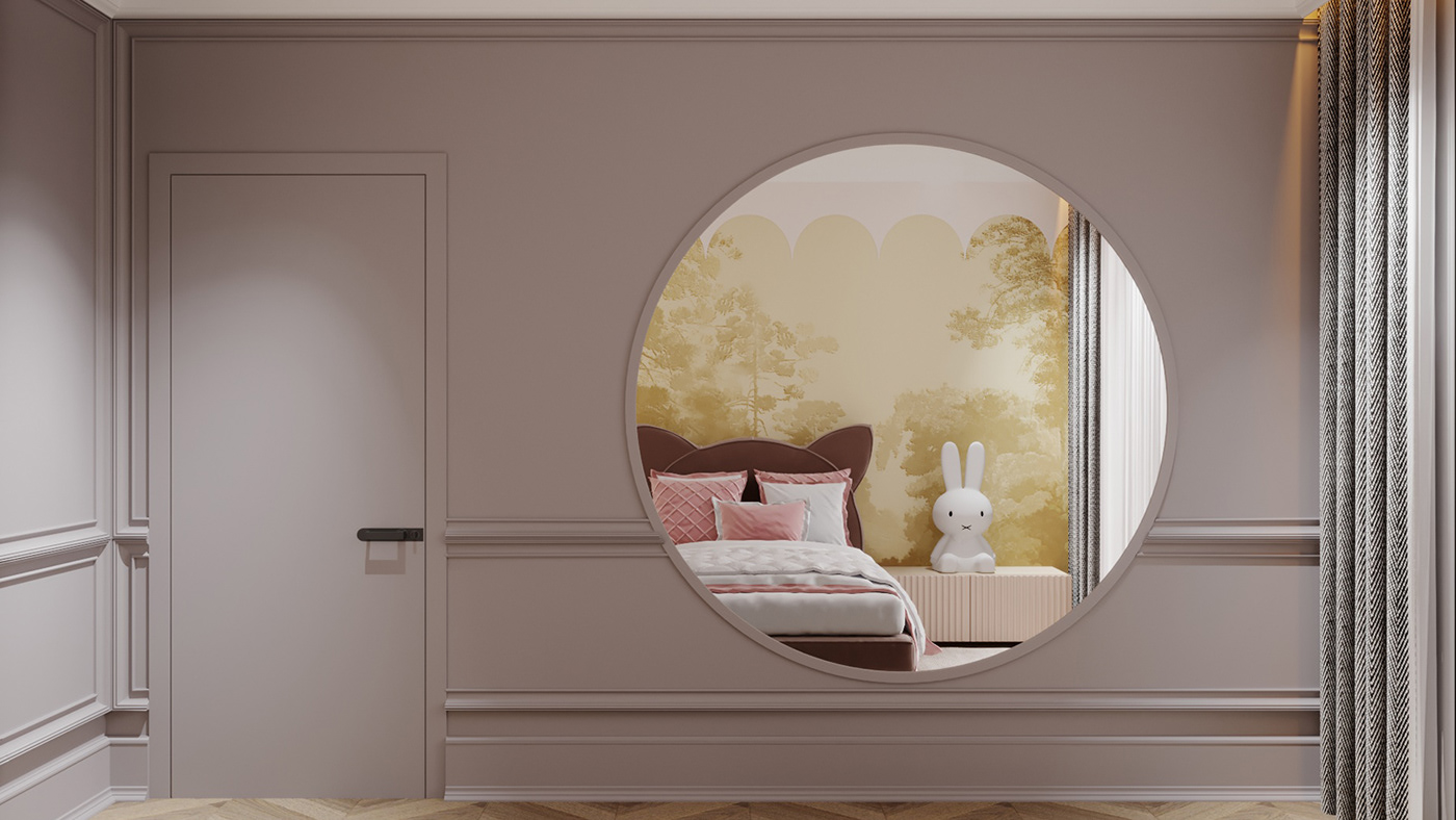 bucharest decor design Interior kids room