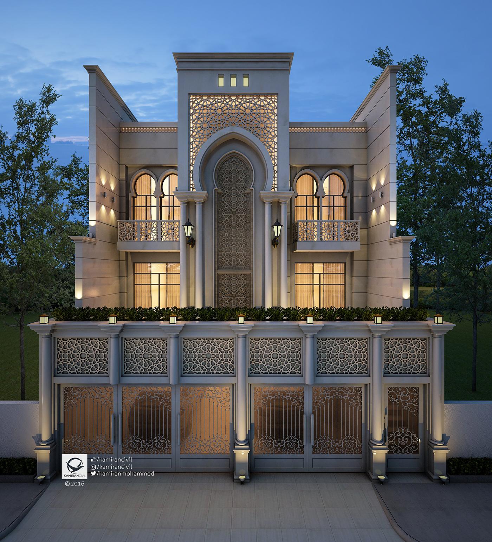 Arabic Architecture Houses ISLAMIC ARCHITE...