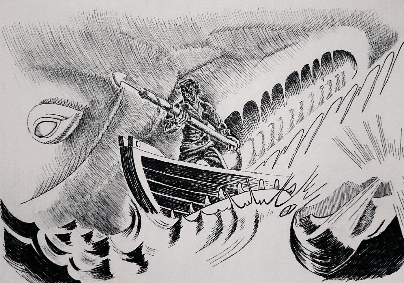 sergio leone charles bronson heavy metal Judas Priest Moby Dick