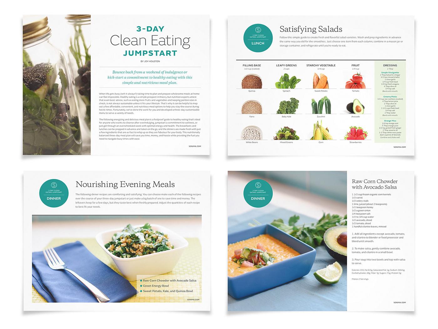 Health Wellness downloadable pdf recipe