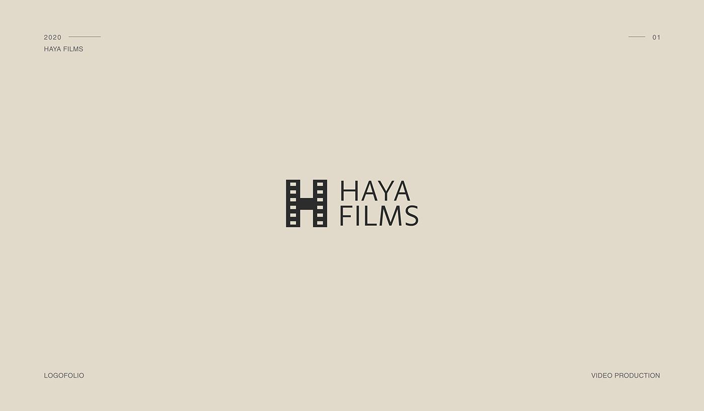 Haya films logo, a production house company