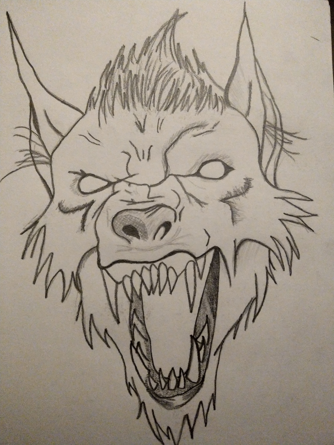 sketches Drawing  works in progress monsters Family Crests