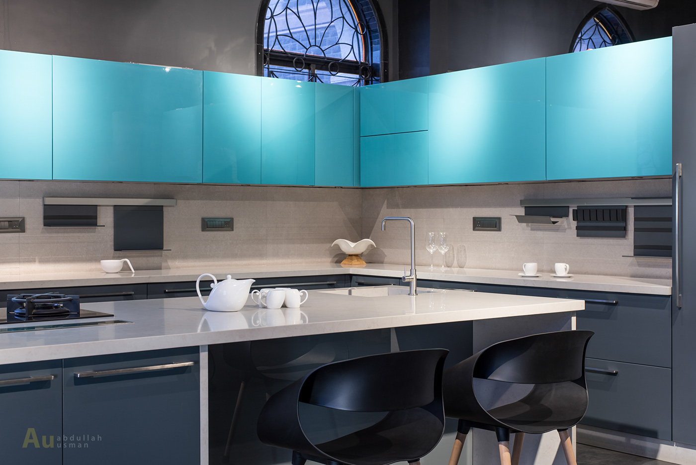 Küché7 Stainless Steel Kitchens on Behance