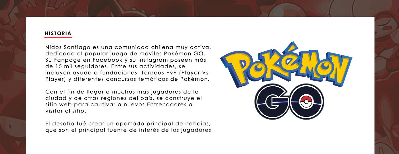 pokemon go Pokemon Web Design  wordpress pikachu Responsive comunidad community