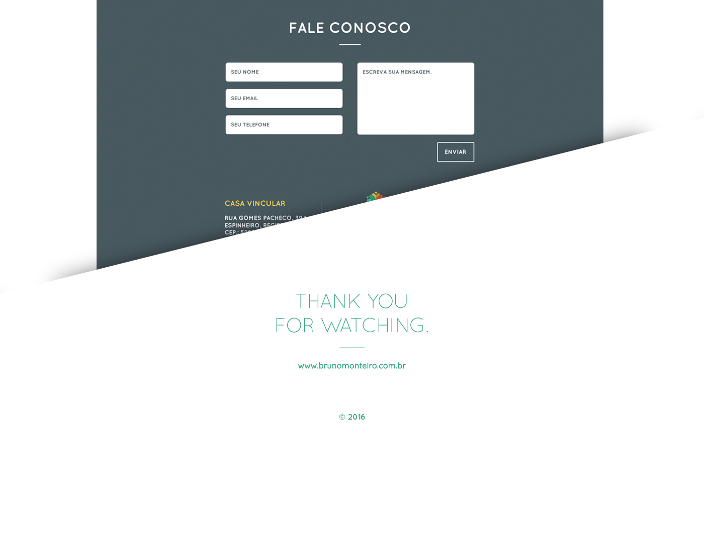 vincular ux/ui Website