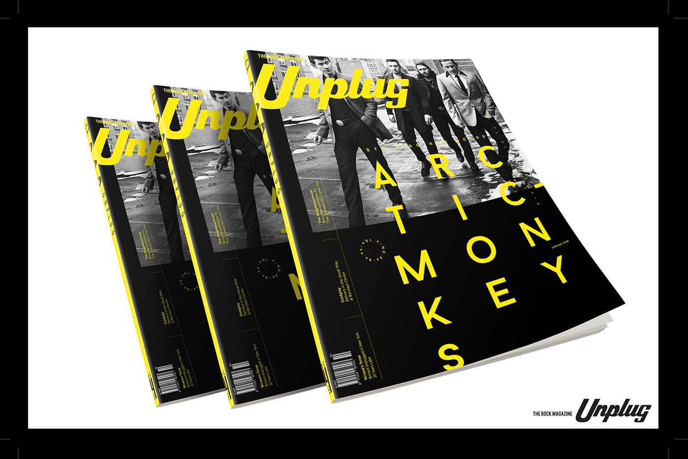 精美的26個雜誌文字排版欣賞