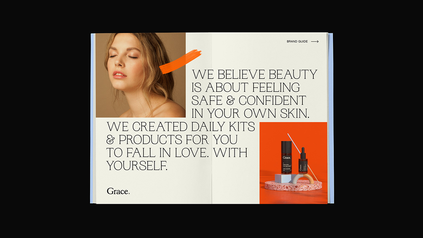 Advertising  animation  beauty branding  makeup Photography  product skin care styling