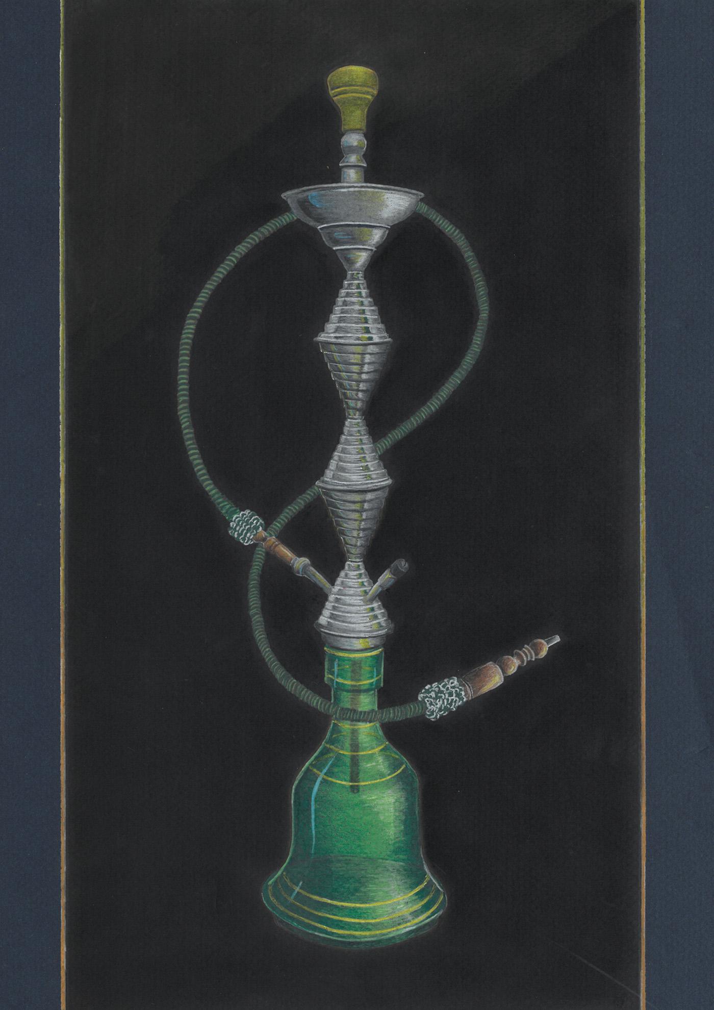 lápis de cor giz pastel a3 ILLUSTRATION  Ilustração