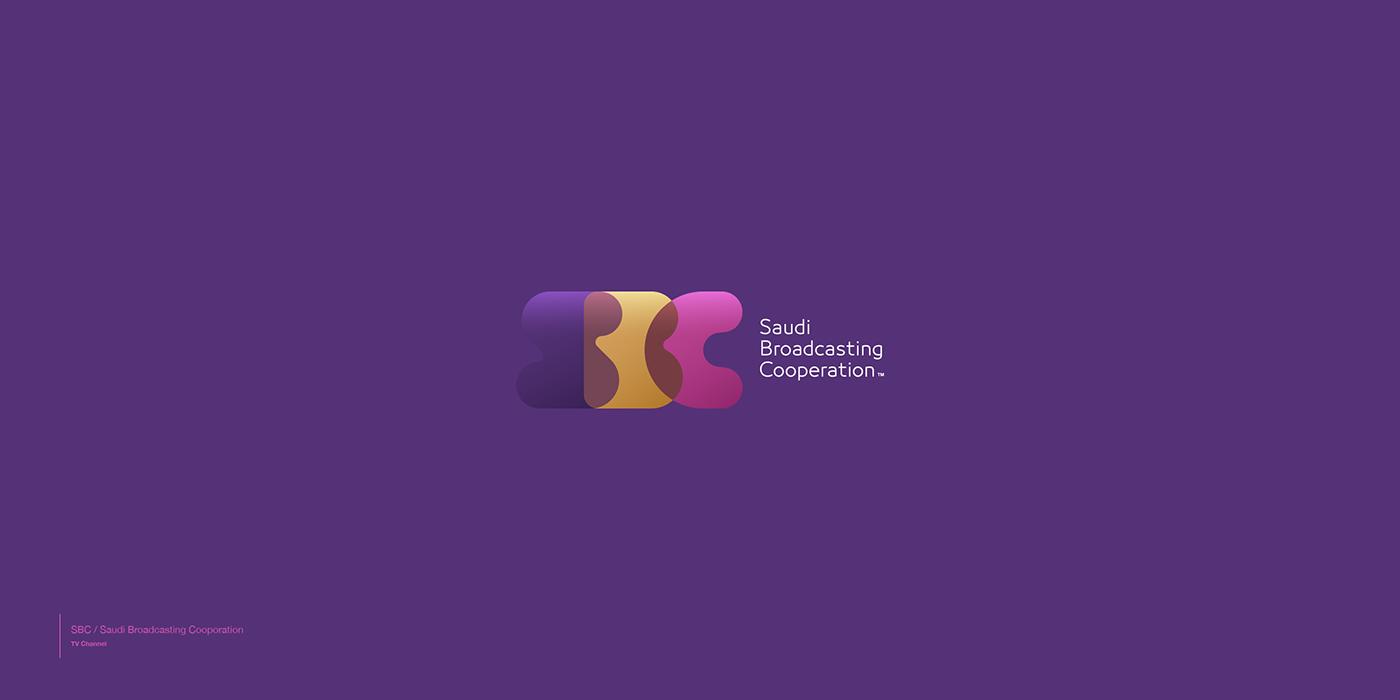 logo branding  tv Show restaurant product Food  typography   logofolio Saudi