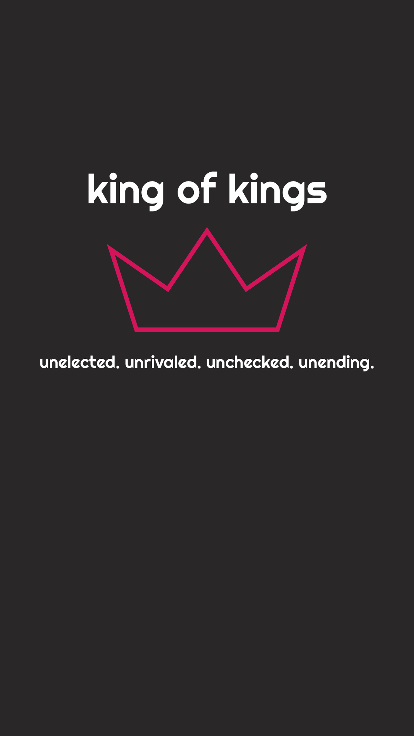 King Of Kings Wallpaper For Phones 1440 X 2560