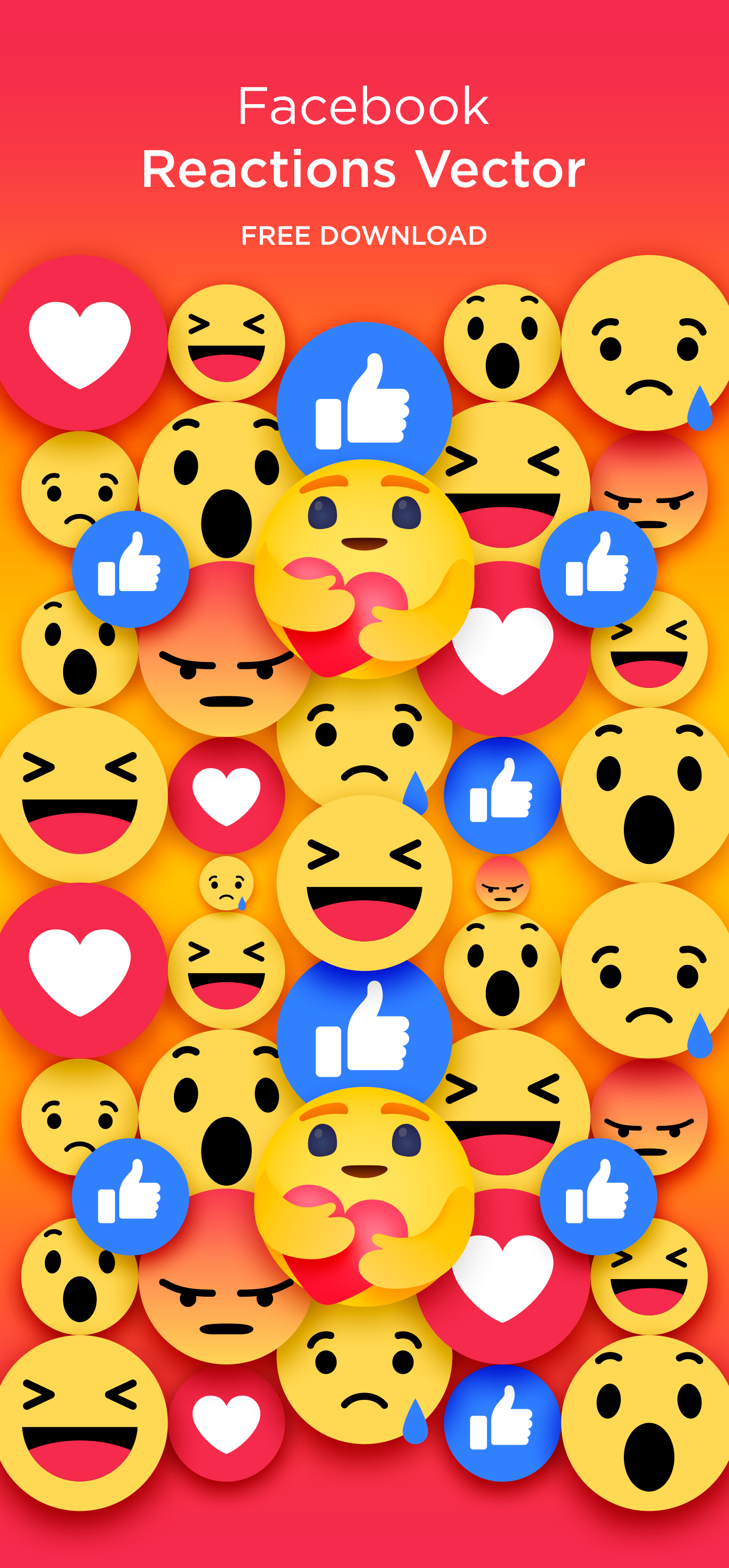facebook Reactions free download