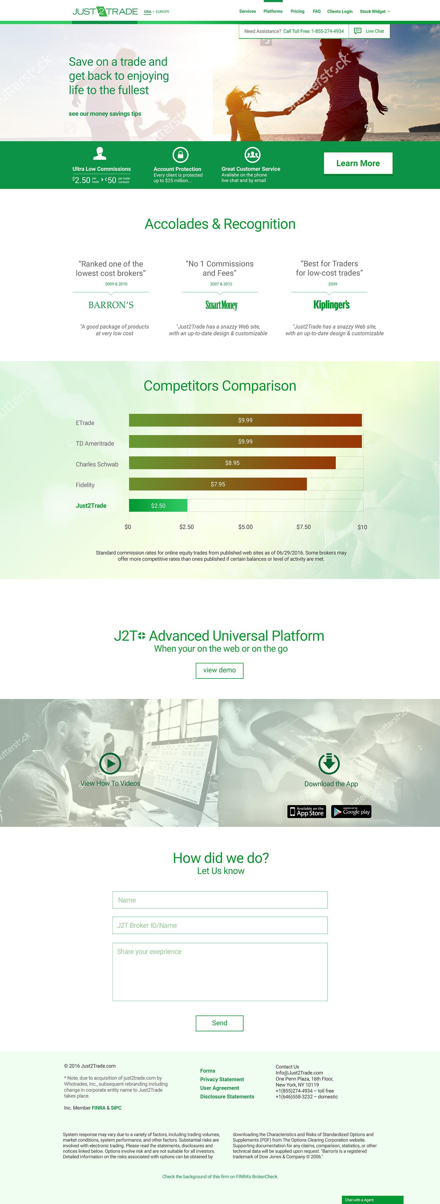 Web Design  Web U/X
