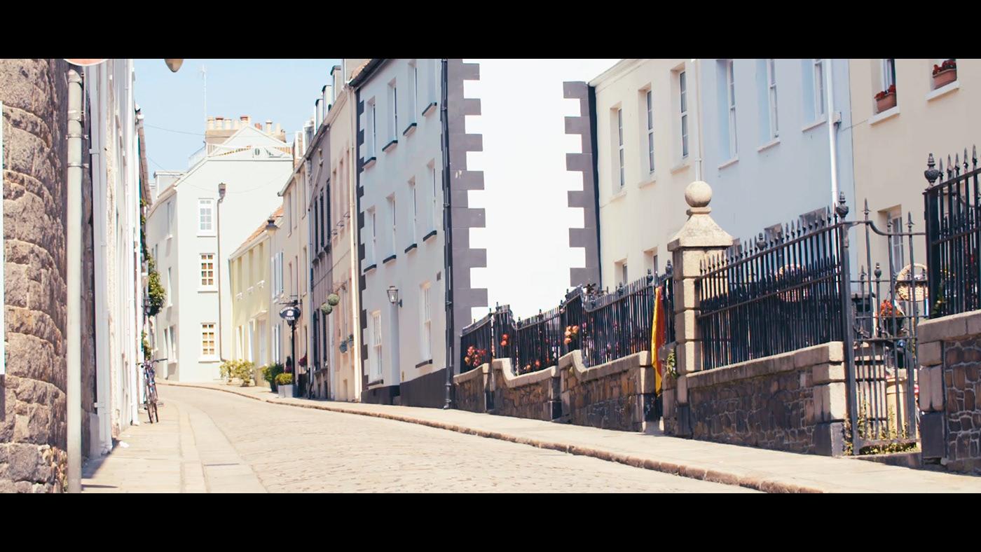 Tourisme tourism jersey Saint-Malo   britain bretagne industrial holidays