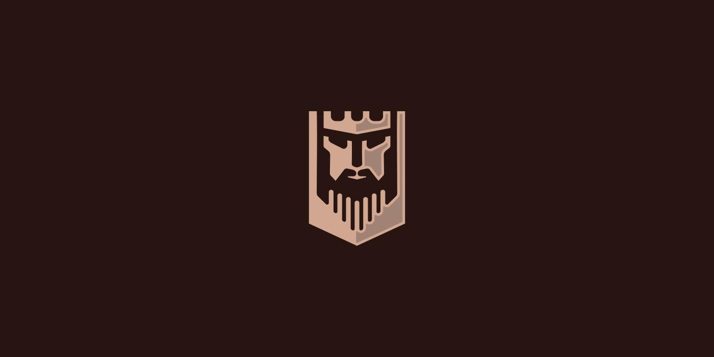 King logo for sale.