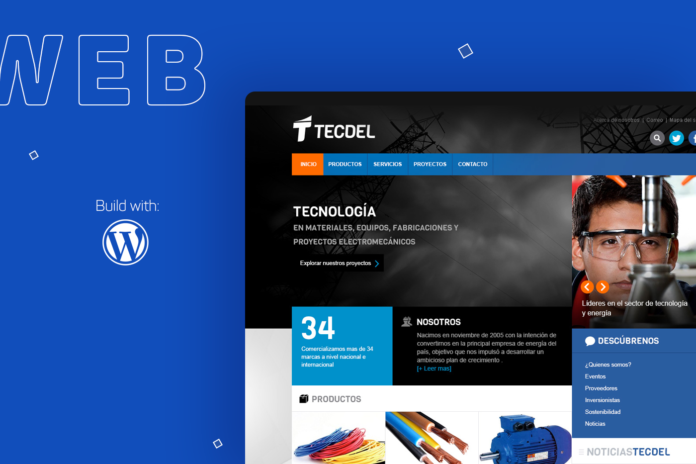 tecdel,Zurvin,Web