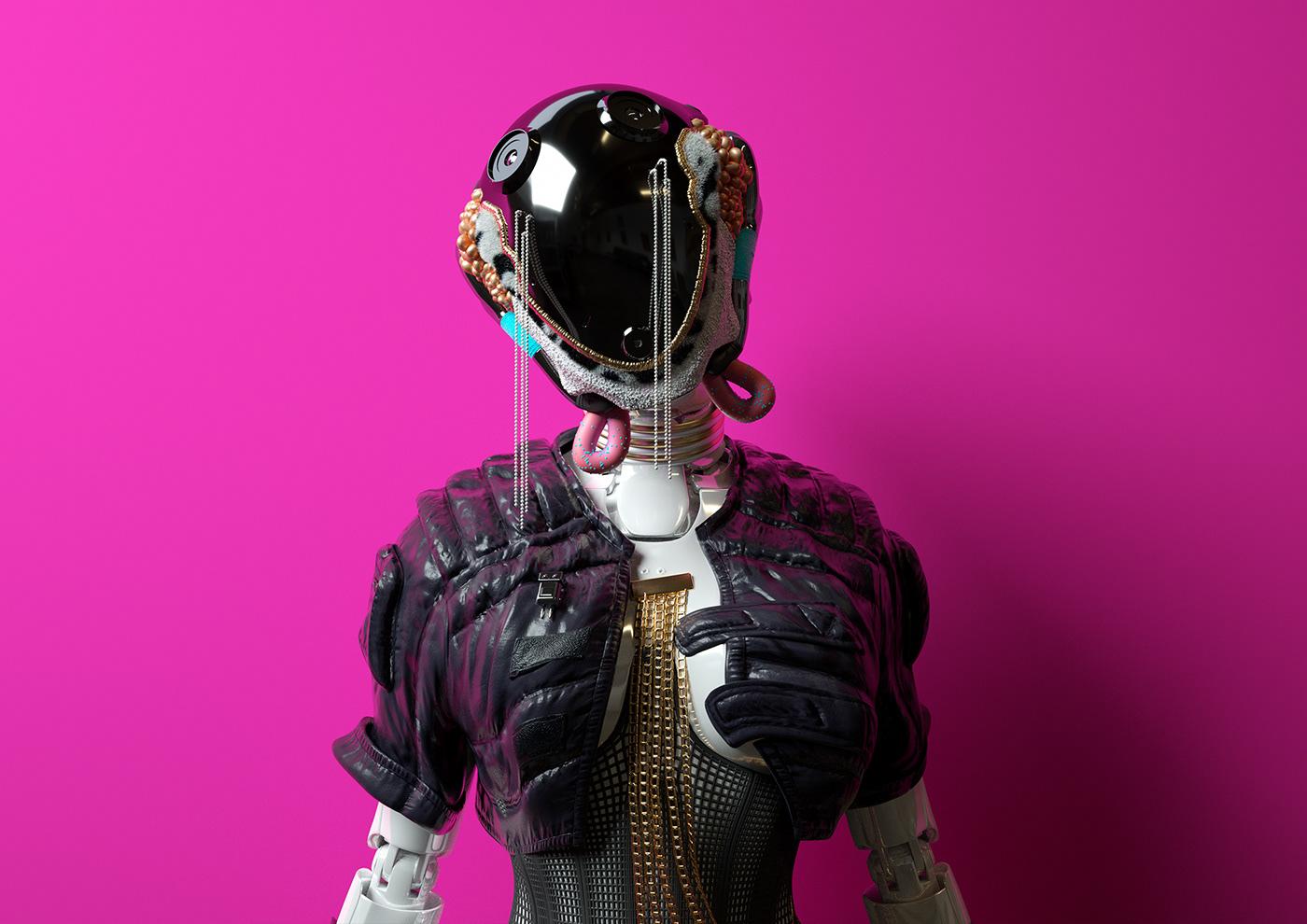 antoni tudisco robots 3D