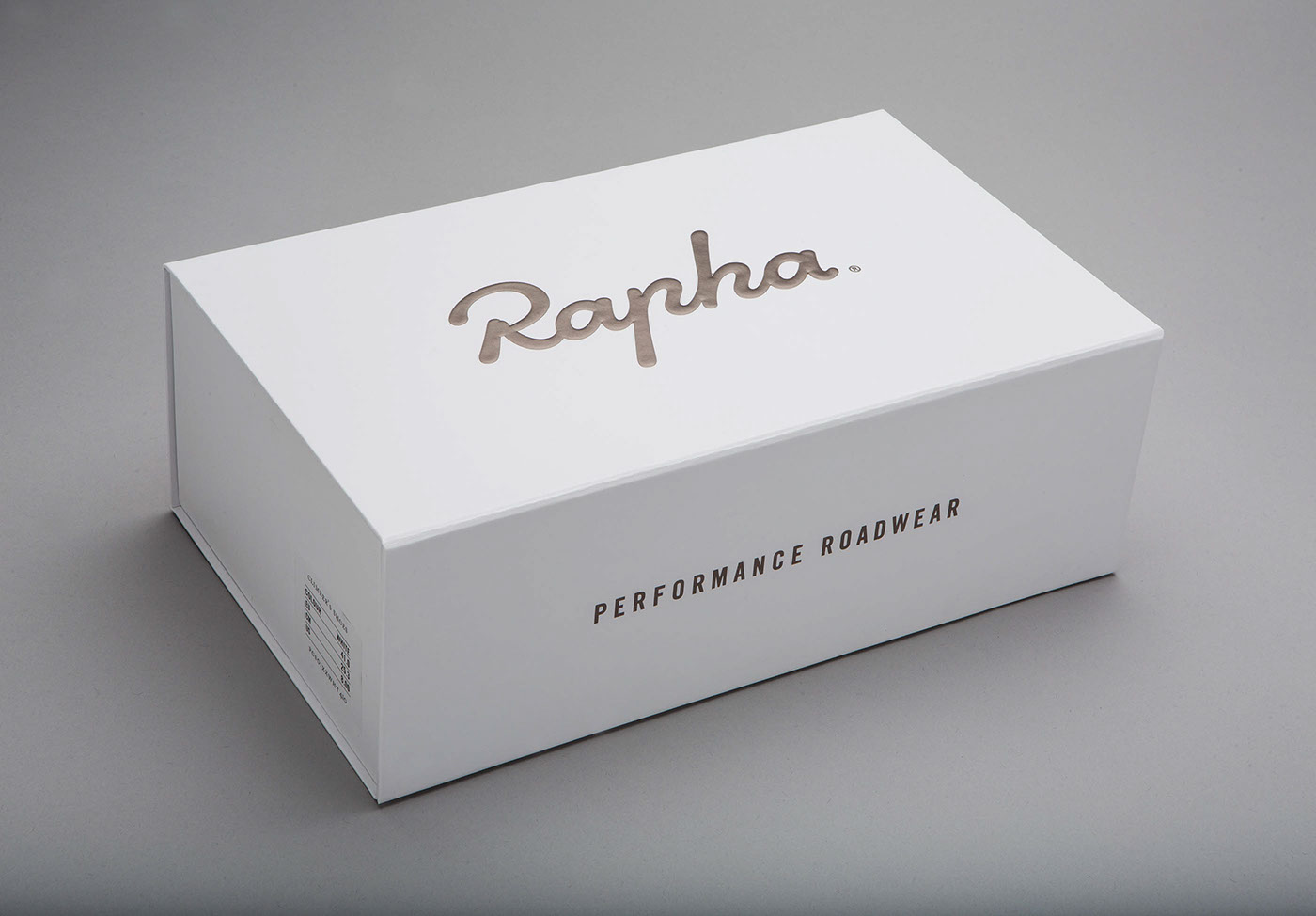 d88b536a463 Rapha Climbing Shoe Packaging with Irving   Co on Behance