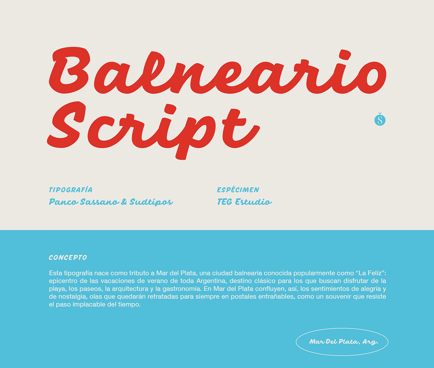 balneario font lettering panco photo Script sudtipos tipography type