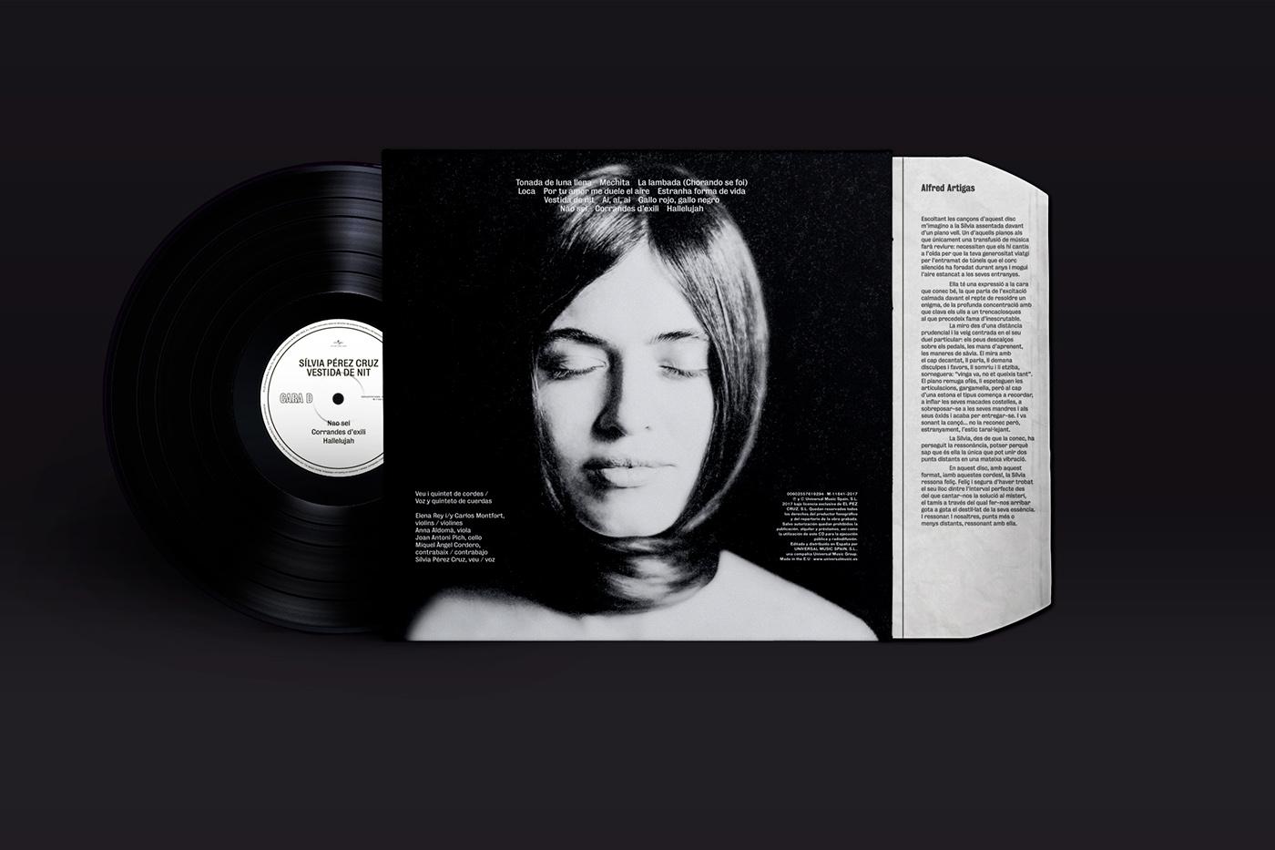 music graphics black and white vinyl