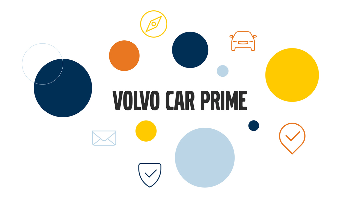 Volvo Car Prime App On Behance