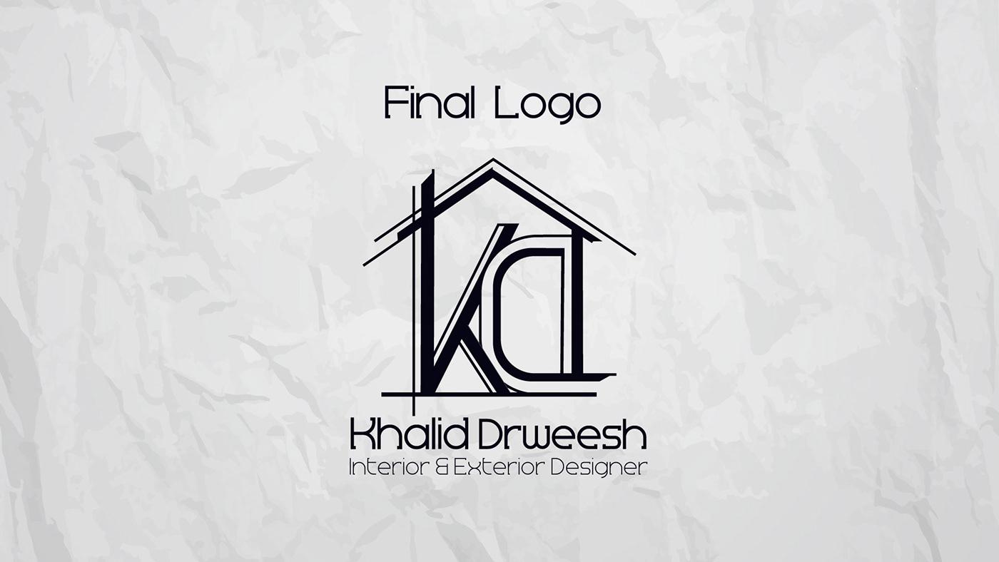 Interior Designer Logo on Behance