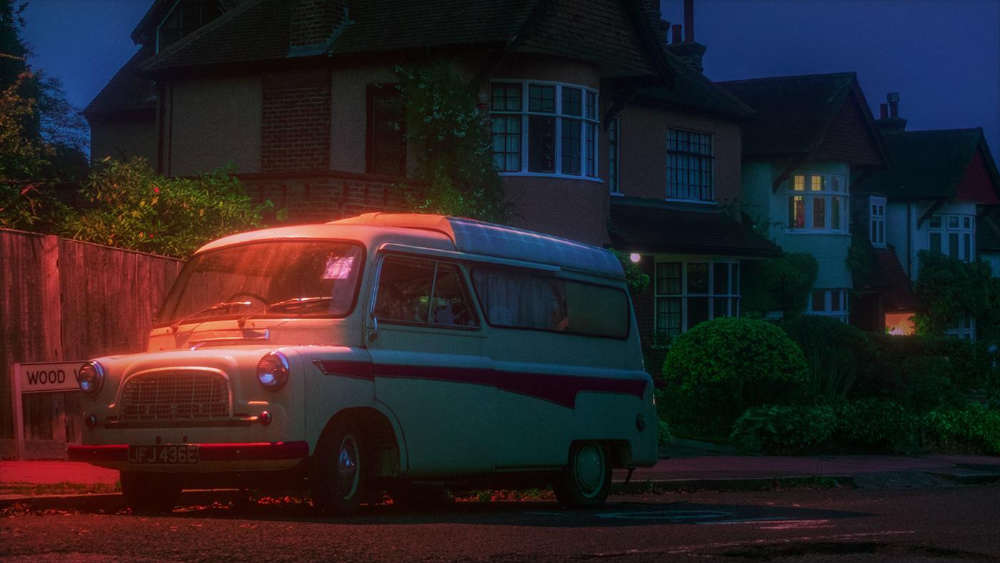 London Photography  creepy eerie spooky Scary evil suburbs lovecraft hp lovecraft