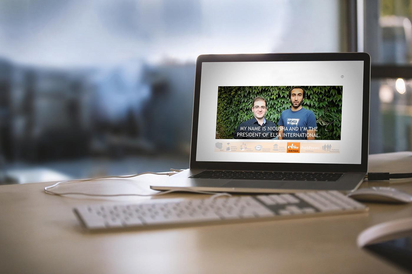 Multimedia  prezentacja projekt graficzny