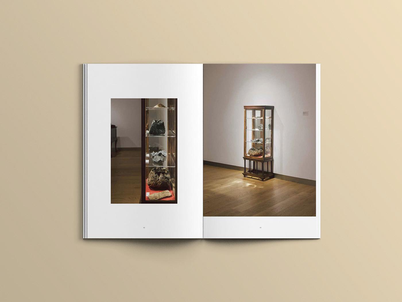 Christmas art contemporany Exhibition  brochure