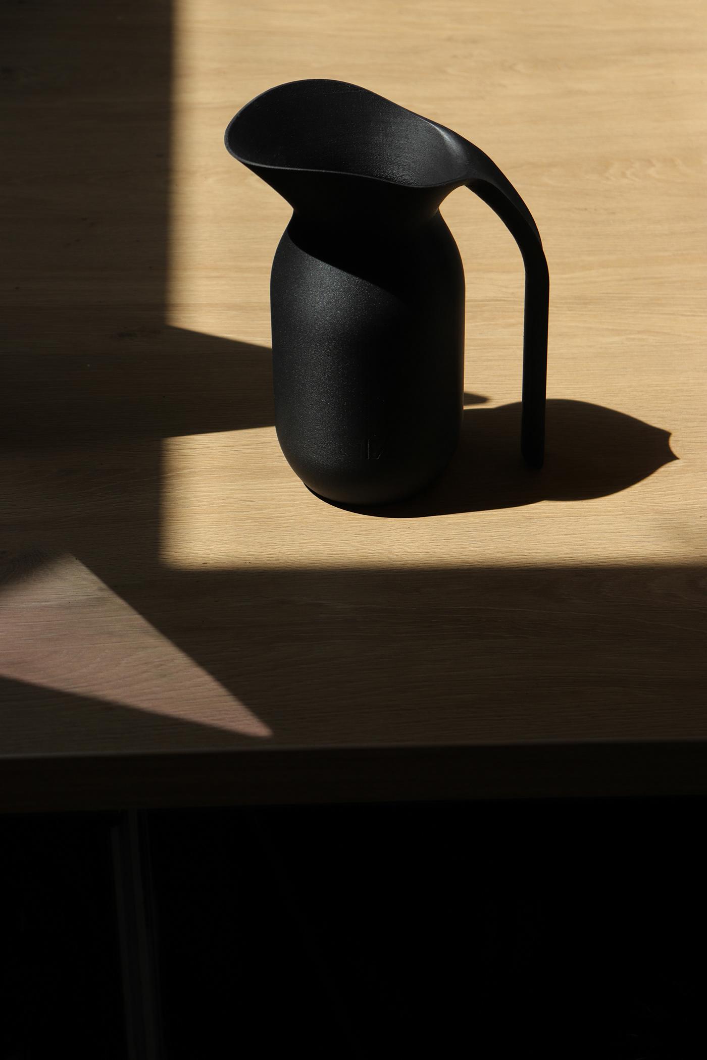 3d file 3d print jug kitchen Render stl