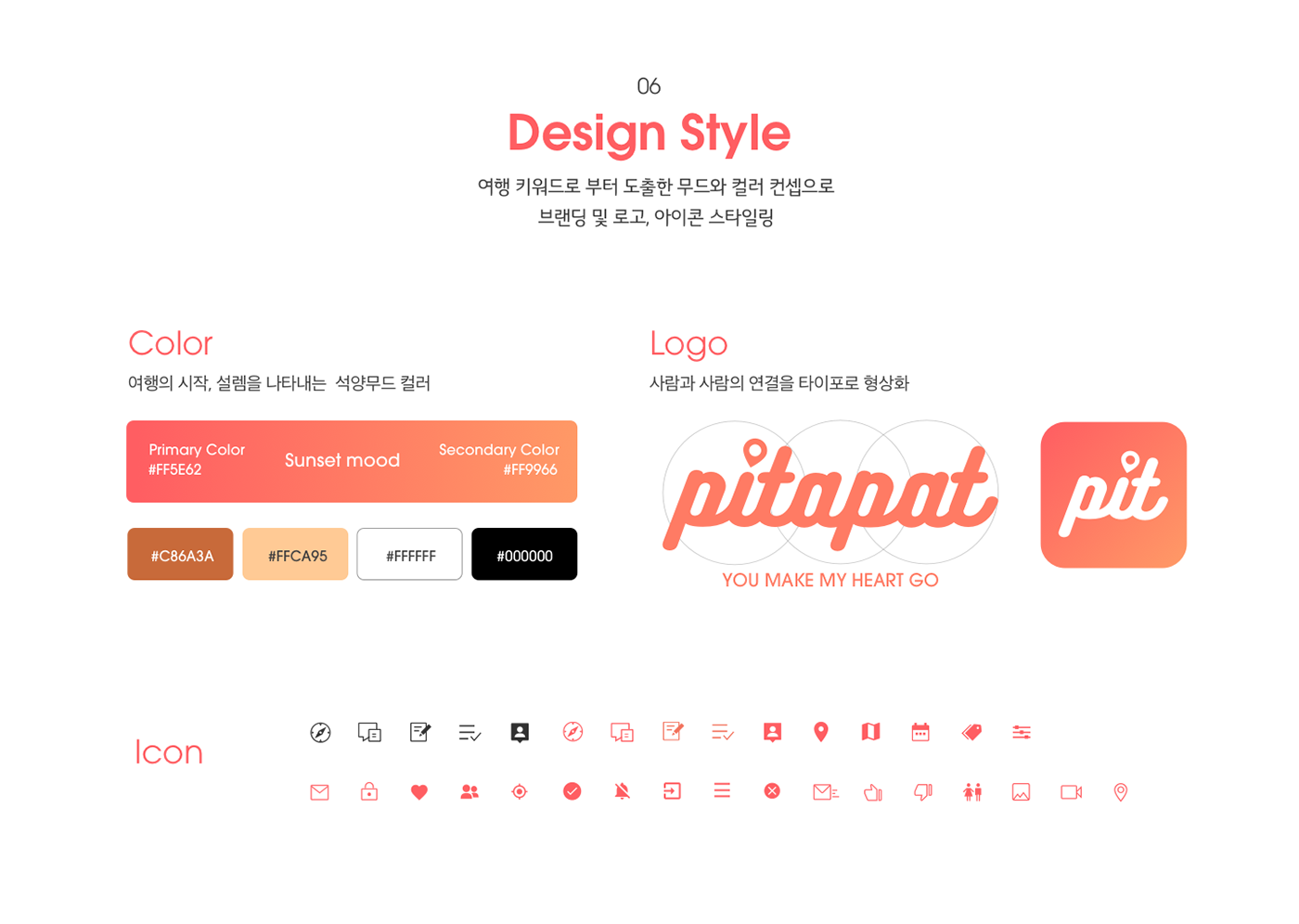 pitapat. The moment you need a travel mate on Behance