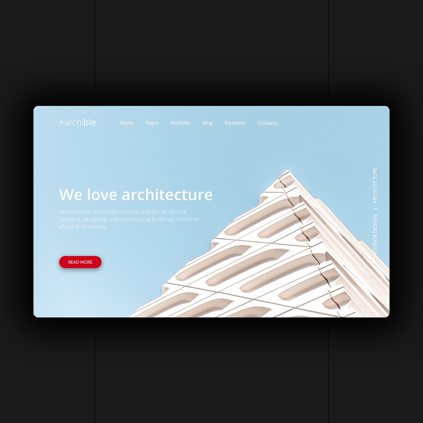UI ux interaction landing redesign card shop Ecommerce Oculus Web Design