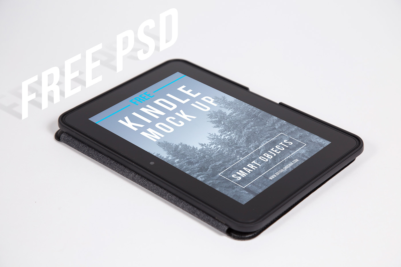 kindle fire e-book mockup free mockup  free mockup psd book cover mockup Kindle Fire HD kindle mockup Free Tablet Mockup