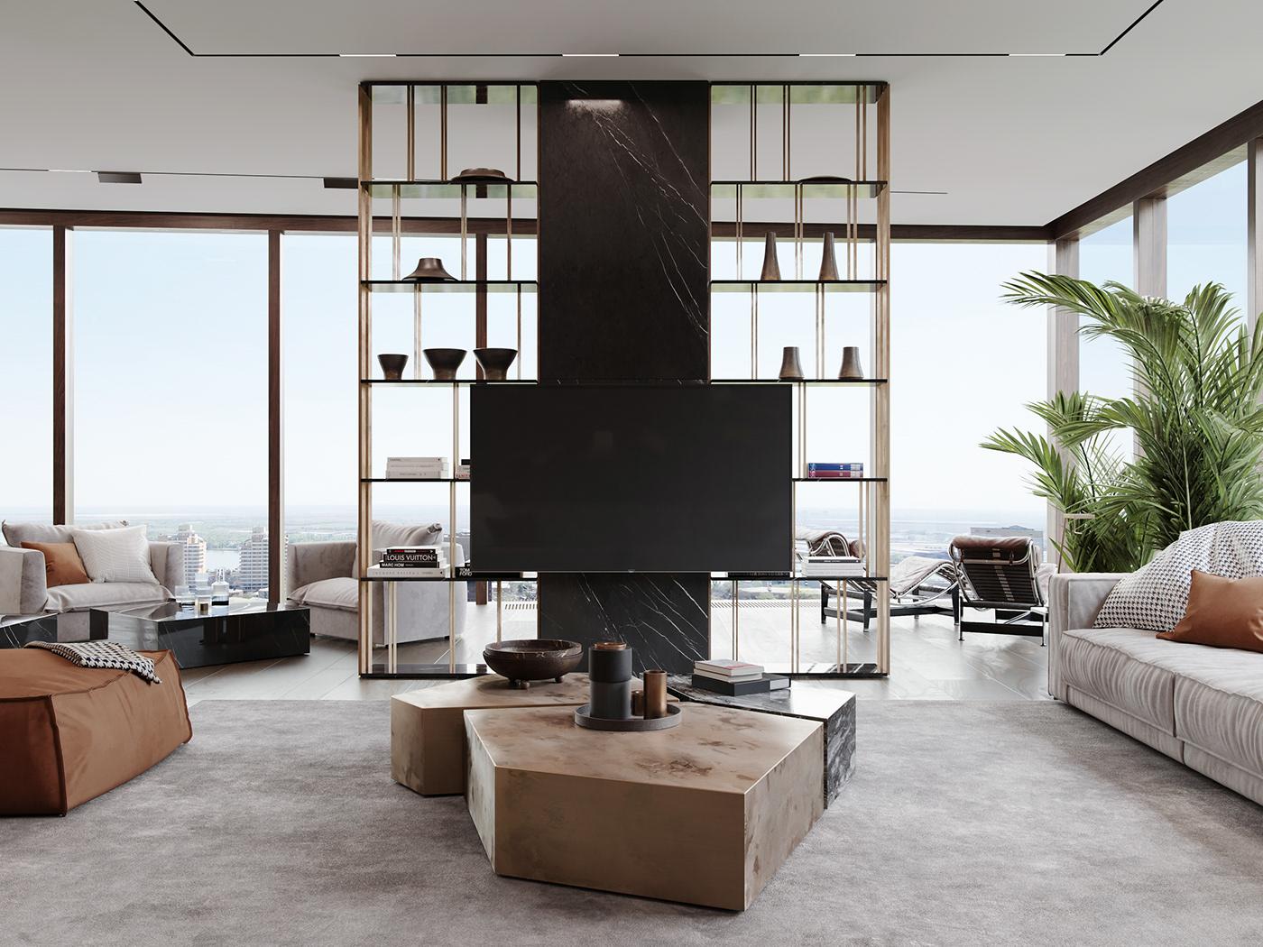 interior design  design Modern Design Interior Minimalism architecture