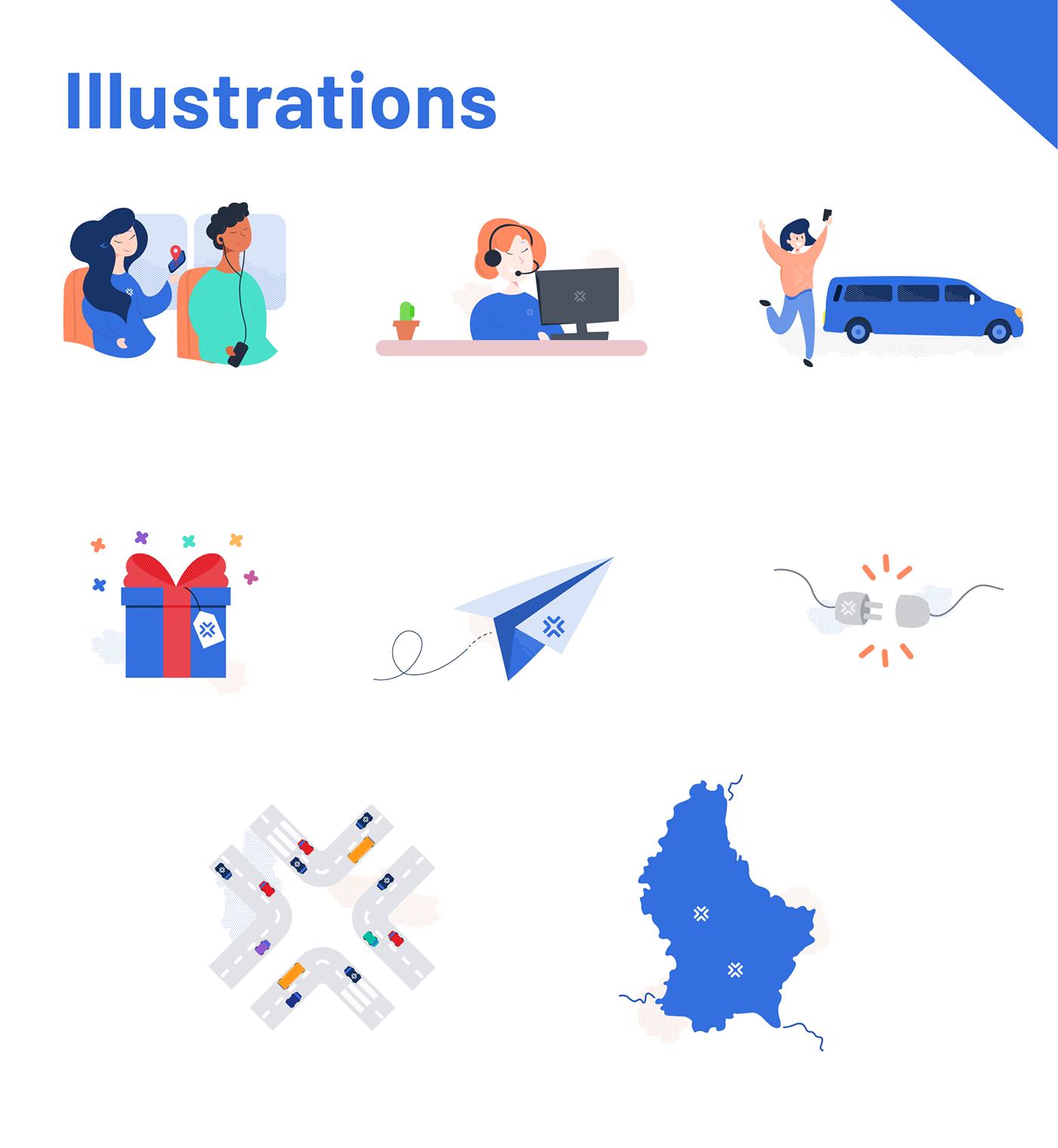 UFT Illustrations Gallery