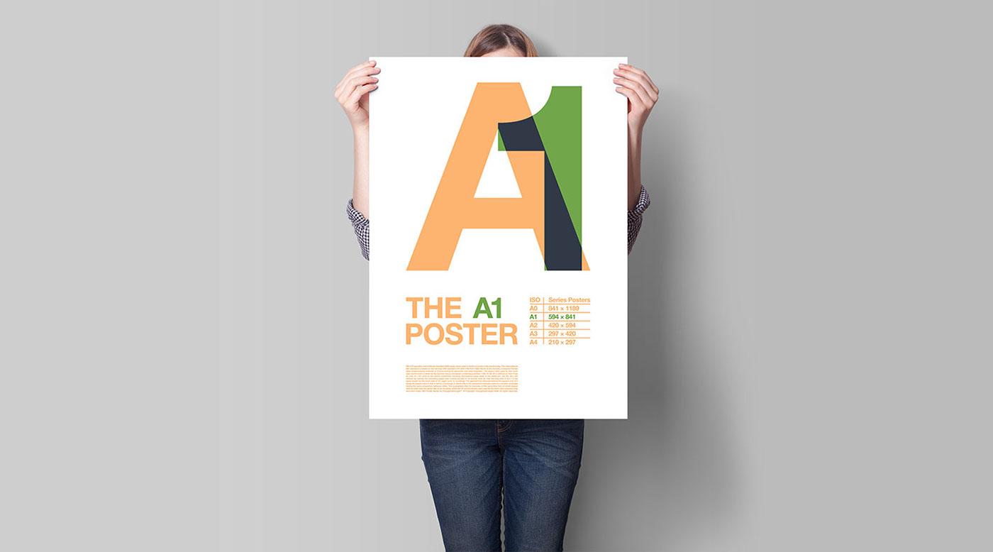Xưởng in poster giấy A1 giá rẻ tphcm